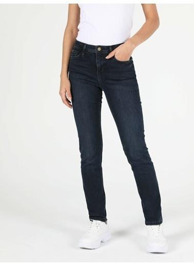 Colin's Colin'S Slim Fit Denim Kadın Jean Pantolon İndigo